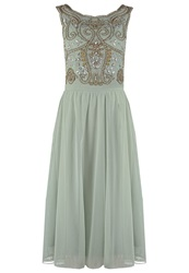 Frock And Frill Rosalie Cocktail Dress Party Dress Frosty Green Mint