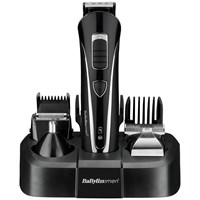 Babyliss For Carbon Face And Body Groomer Black