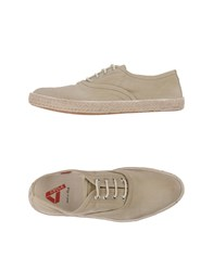 Cycle Footwear Espadrilles Men Beige