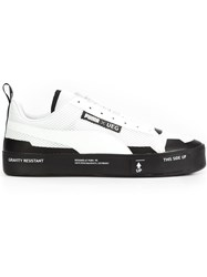 Puma Court Play' Laceless Sneakers White
