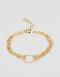 Pieces Beol Bracelet Gold