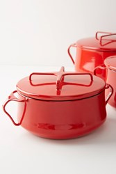 Dansk Kobenstyle Casserole Pot With Lid Red
