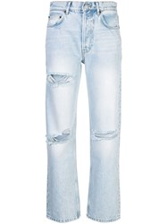Reformation Cynthia Relaxed Jeans Blue