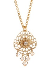 Liz Palacios Fancy Drops Necklace No Color