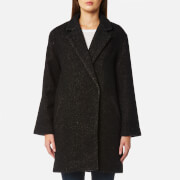 Levi's Women's Carina Coat Black