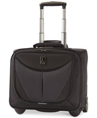 Travelpro Closeout Walkabout 3 15.5 Rolling Carry On Created For Macy's Black