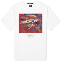 Ksubi X Hidji World Pride Biggie Tee White