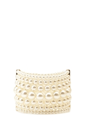 Forever 21 Faux Pearl Stretch Bracelet