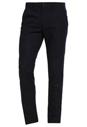 Bertoni Bartolin Trousers Blueprint Dark Blue