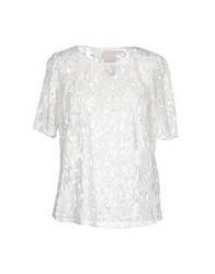 Betty Blue Blouses White