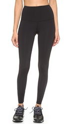 Splits59 Bardot High Waisted Leggings Black