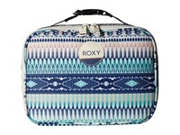 Roxy Daily Break Lunch Bag Marshmallow Ikat Wallet Multi