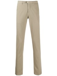 Corneliani Straight Leg Chinos 60