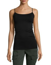 Design Lab Lord And Taylor Seamless Tank Top White
