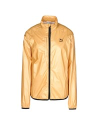 Puma Coats And Jackets Jackets Women Light Brown