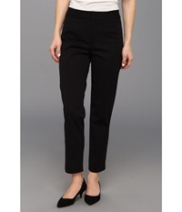 Nydj Petite Petite Ankle Pant Bi Stretch Black Women's Casual Pants