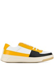 Acne Studios Perey Lace Up Sneakers White