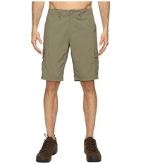 Mountain Hardwear Castil Cargo Short Stone Green Men's Shorts