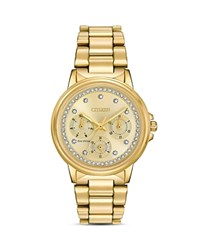 Citizen Silhouette Watch 36Mm Gold
