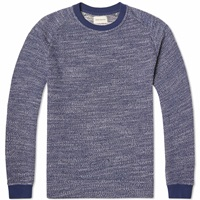 Oliver Spencer Highgrove Crew Knit Navy