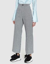 Creatures Of Comfort Maison Pant In Conductor Stripe