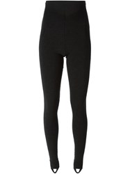 Dolce And Gabbana Classic Leggings Grey