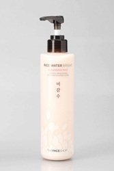 The Face Shop Rice Water Bright Cleansing Milk Assorted