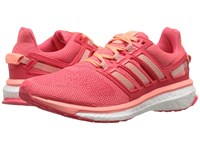 Adidas Energy Boost 3 W Sun Glow Halo Pink Shock Red Women's Running Shoes