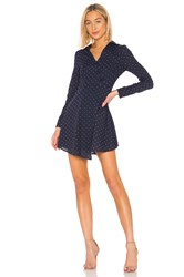 Bcbgeneration Asymmetrical Shirt Dress Navy