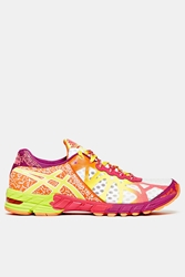Asics Gel Noosa Tri 9 Women's Running Shoe Yellow