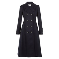Hobbs Delaney Coat Navy