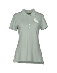 Gold Case Sogno Polo Shirts Green
