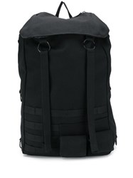 Eastpak X Raf Simons Topload L Loop Backpack Black