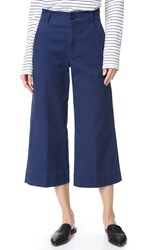 Madewell Langford Wide Leg Crop Pants Tbd