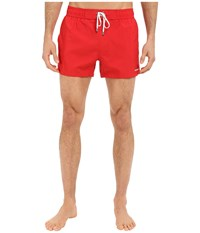 2Xist 2 X Ist Essential Ibiza Salsa Red Swimwear