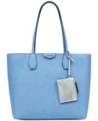 Nine West Caden Large Tote Heritage Blue