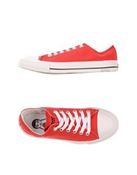Tosca Blu Low Tops And Trainers Red