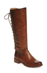Sofft Women's 'Sharnell' Riding Boot Whiskey Leather