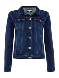 Part Two Must Have Stylish Denim Jacket Blue