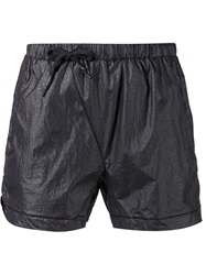 11 By Boris Bidjan Saberi Swim Shorts Black
