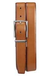 Cole Haan Men's Preston Grand Reversible Leather Belt Tan