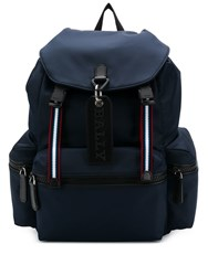 Bally Crew Backpack Blue