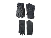 Burton Wms Gore Tex Under Glove True Black Snowboard Gloves