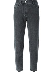 3.1 Phillip Lim Cropped Jeans Grey