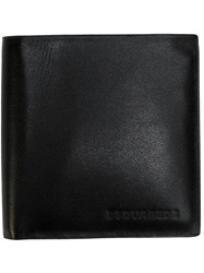 Dsquared2 Classic Wallet Black