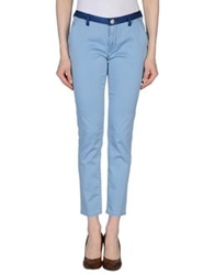 Maggie Denim Pants Blue