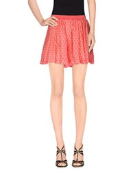 Missoni Trousers Shorts Women Coral