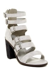 Rebels Yandy Heeled Sandal Gray