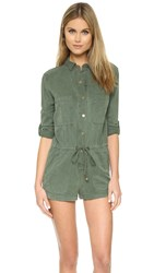 Young Fabulous And Broke Yfb Clothing Luis Romper Balsam