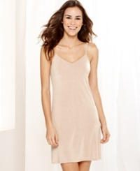 Jones New York Silky Microfiber Full Slip 620934 Nude